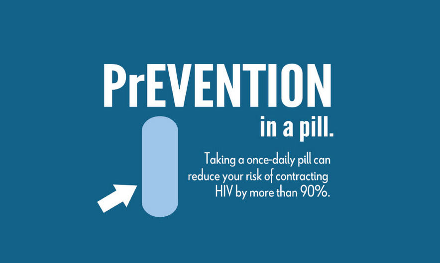 A pill a day to prevent HIV infection
